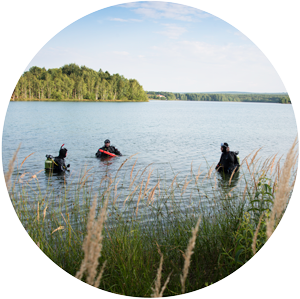 Assistent Instructor, Open Water Scuba Instructor Freiwasser, Murner See