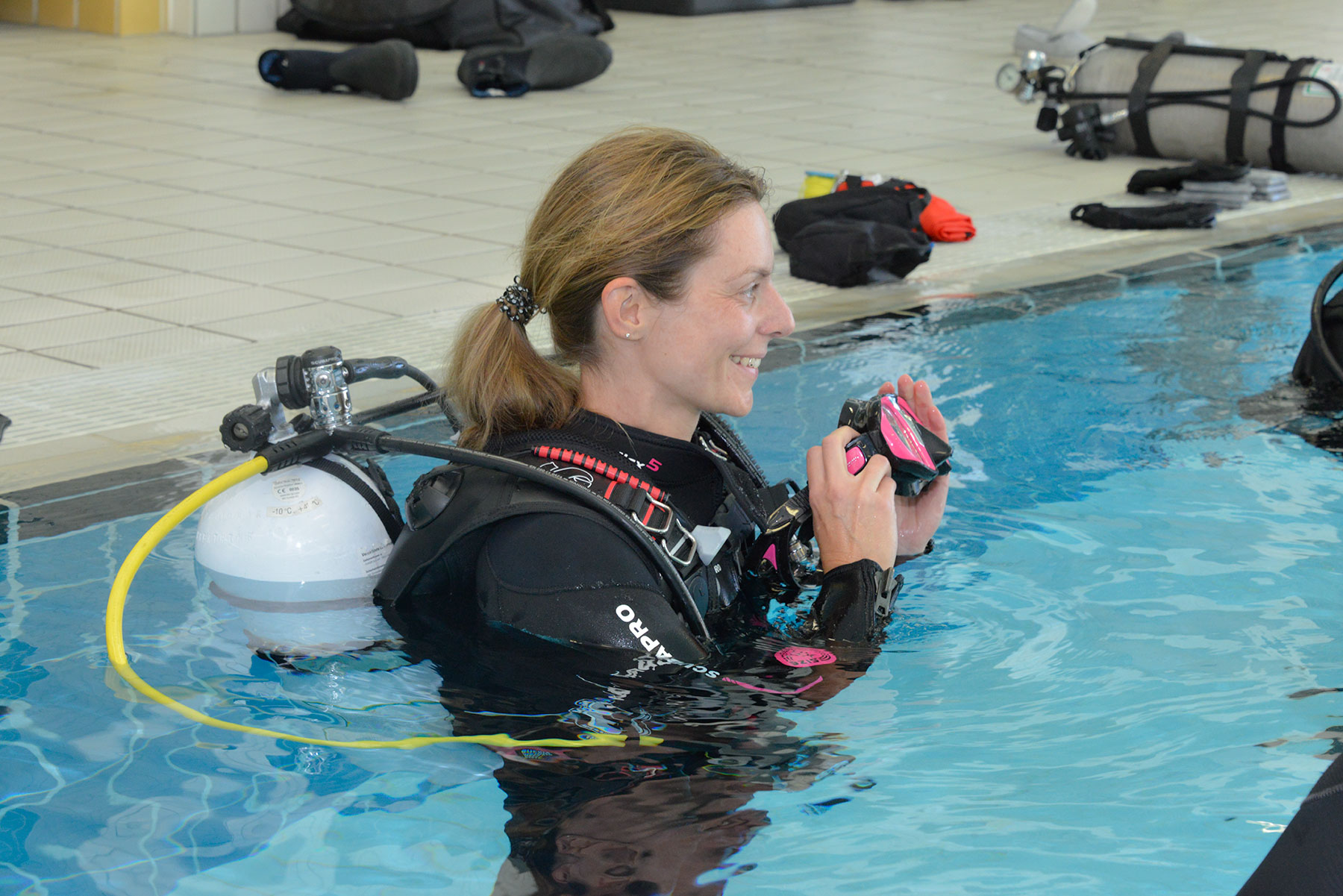 PADI Discover Scuba Diving - Schnuppertauchen